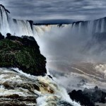 Visiting Iguazu Falls, from Two Different Countries