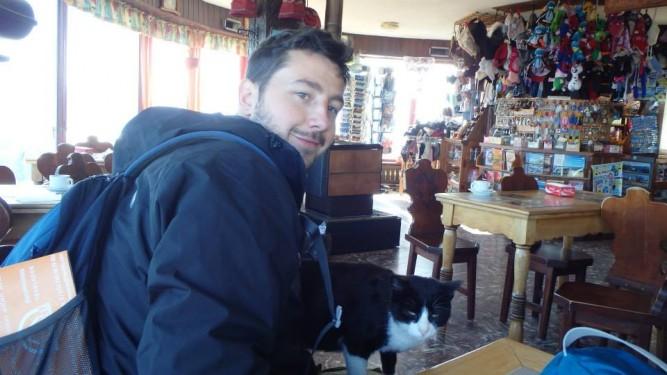 Cafe, Cerro Campinario