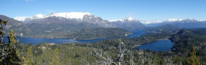 Cerro campinario viewpoint - Bariloche