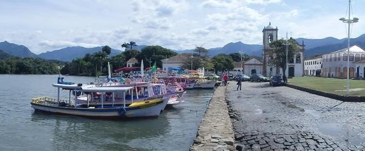 Paraty port