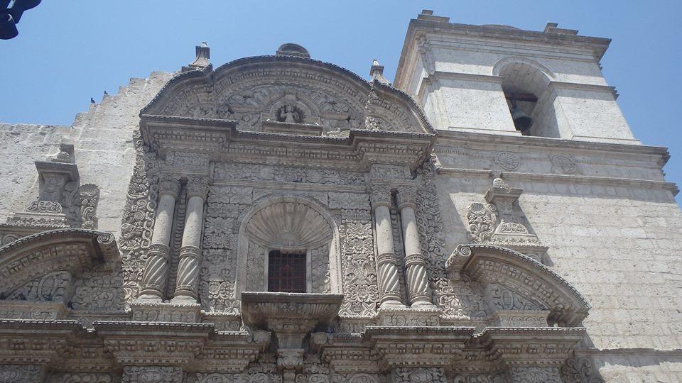 Church Arequipa