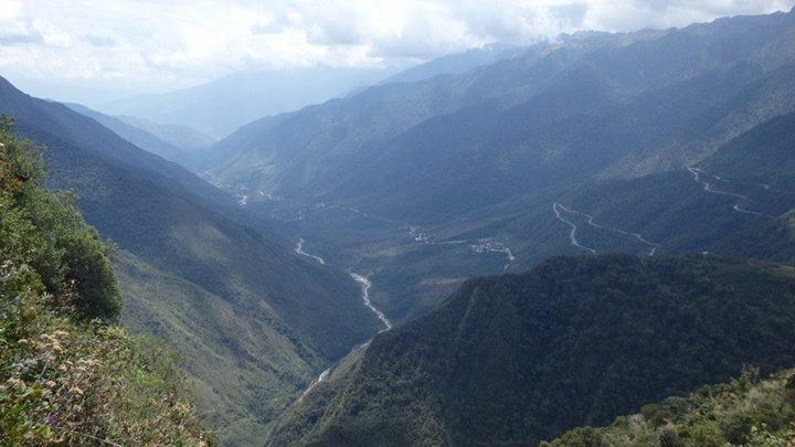 Inca jungle cycle