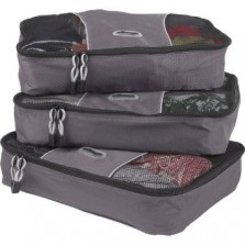 Travel Items - packing cubes