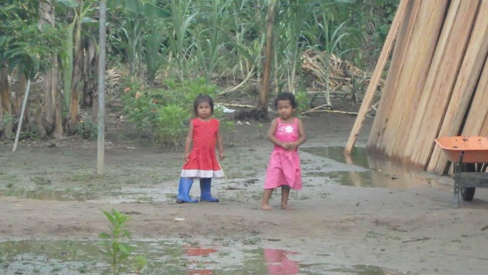 Amazonian Children