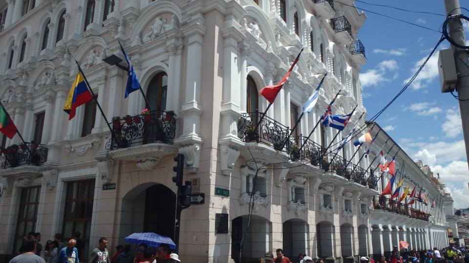 Historic Centre Quito 3