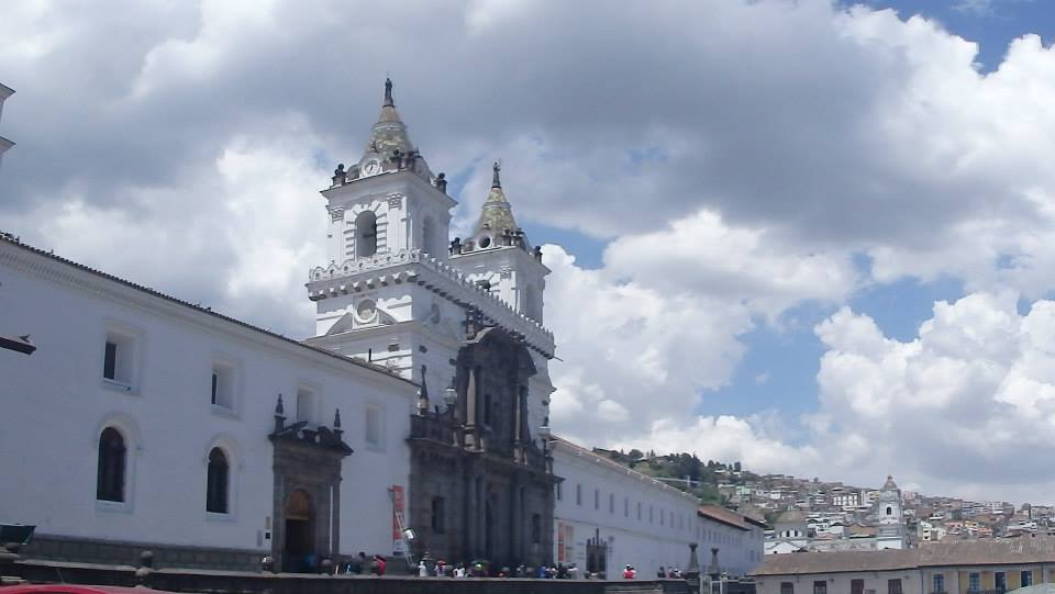 Historic Centre Quito 4