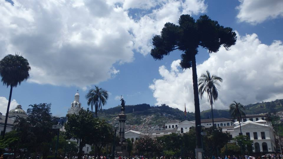 Historic Centre Quito