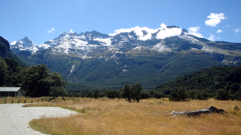 Glenorchy roadtrip, NZ