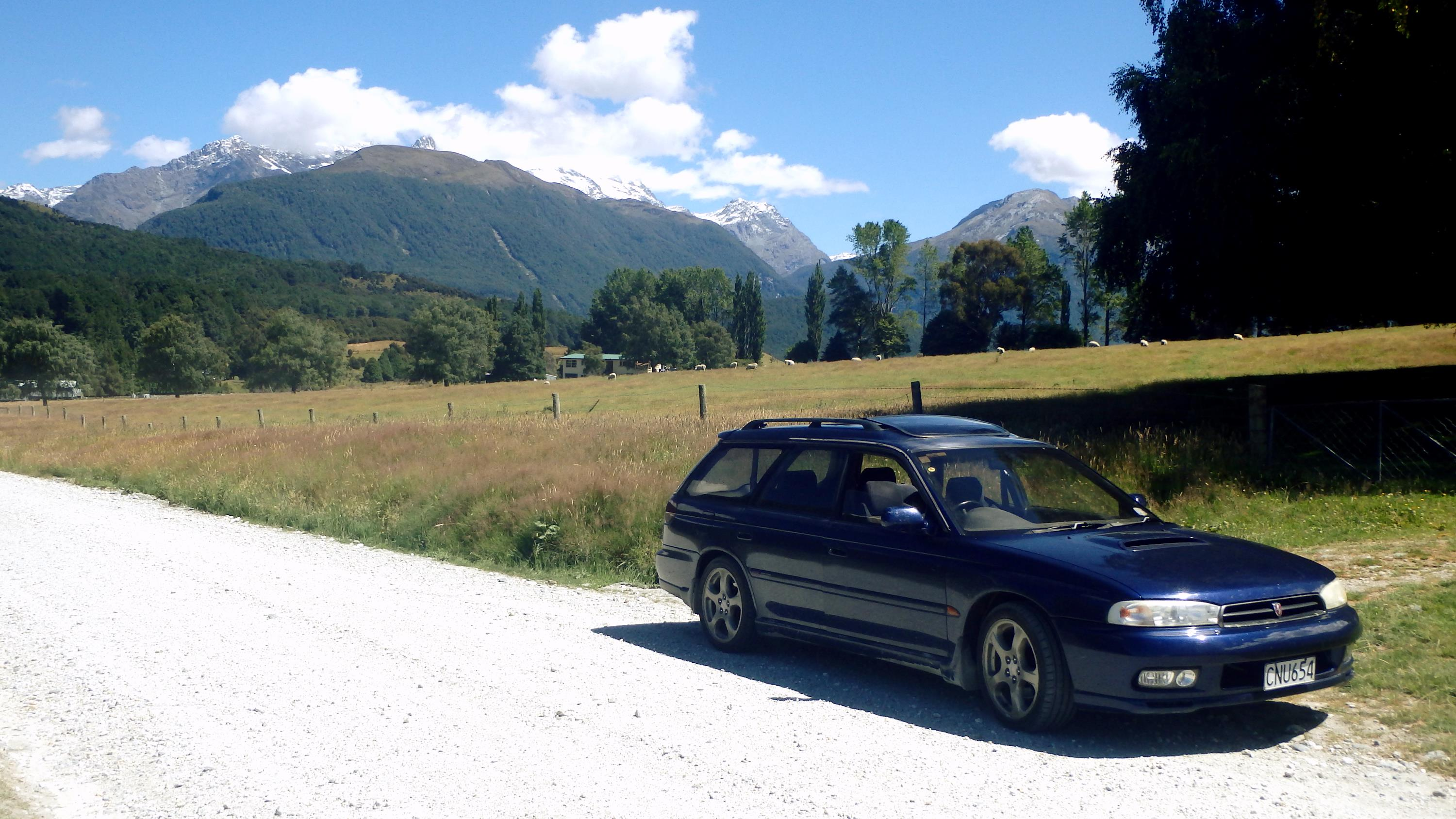 Glenorchy roadtrip, NZ