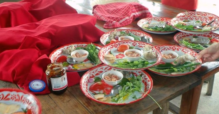 Thai Cooking School, Chiang Mai