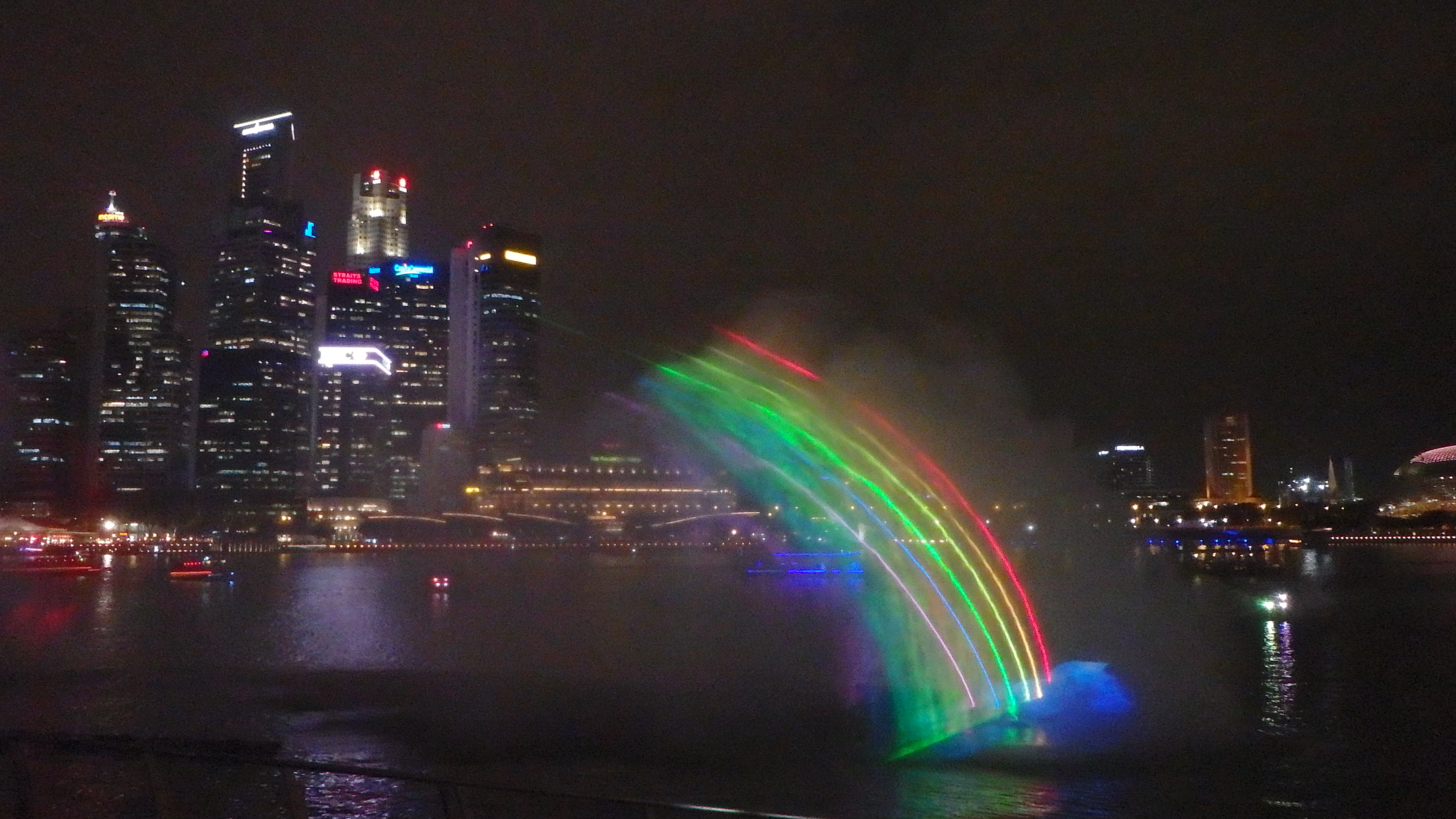 Light Show Singapore