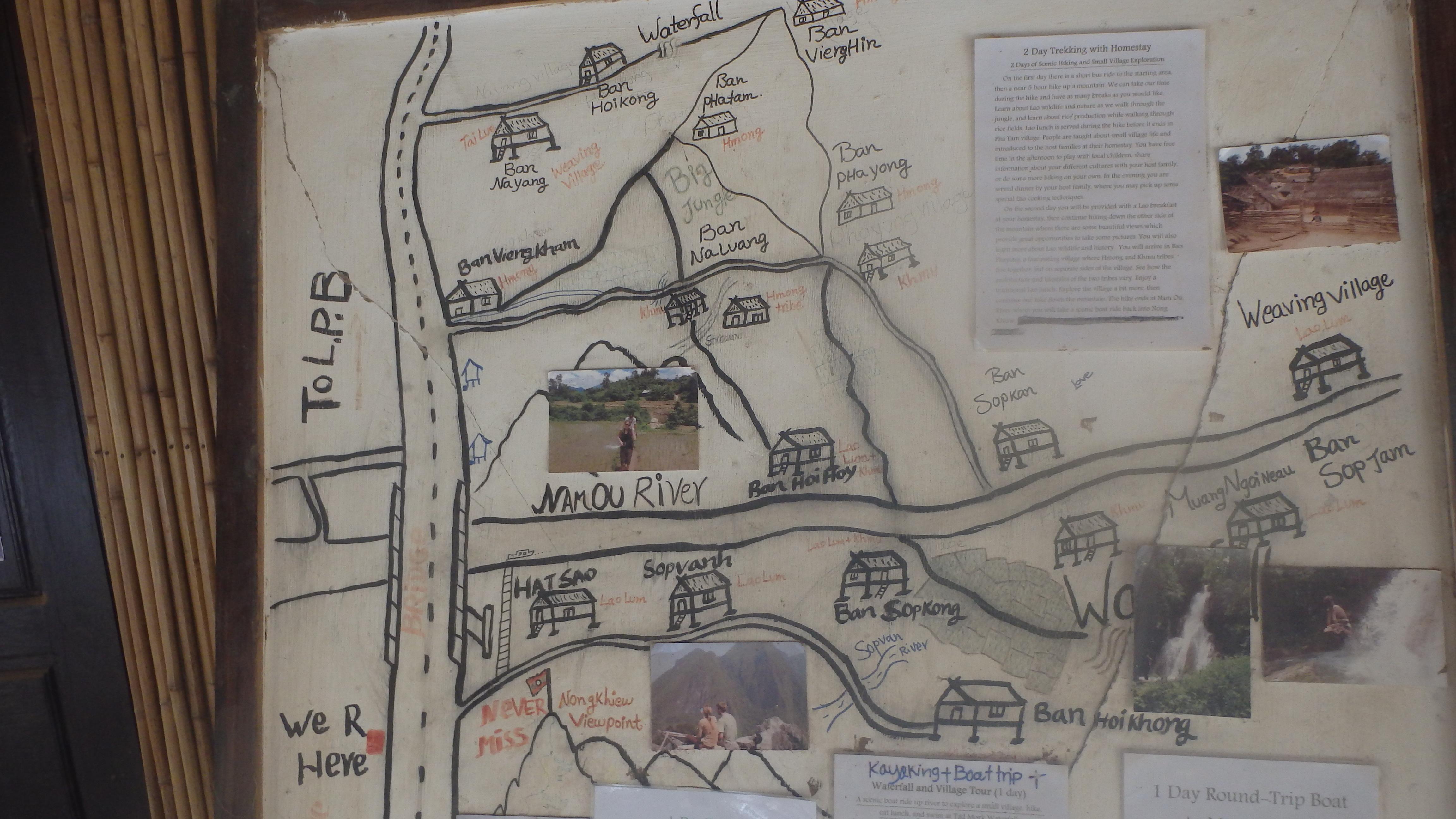 nong kiaw map
