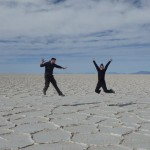 Look After Your Eyes! A Cautionary Tale from the Bolivian Salt Flats